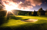 Golf photography