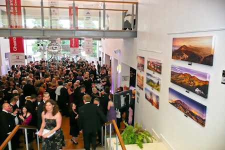 Business Awards exhibition