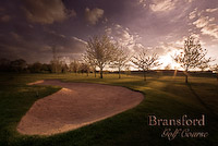 Bransford golf course photography