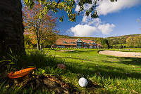 Worcestershire golf course photography